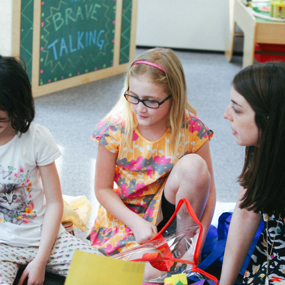 Mighty Mouth Kids Camp | Kurtz Psychology